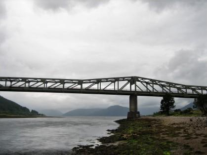 bridge over loch linne