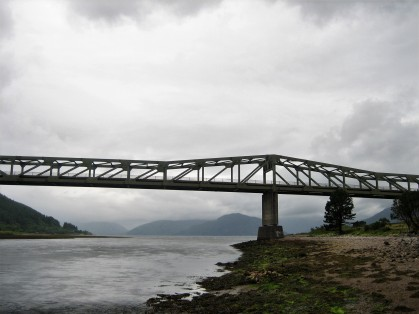 bridge over loch linne